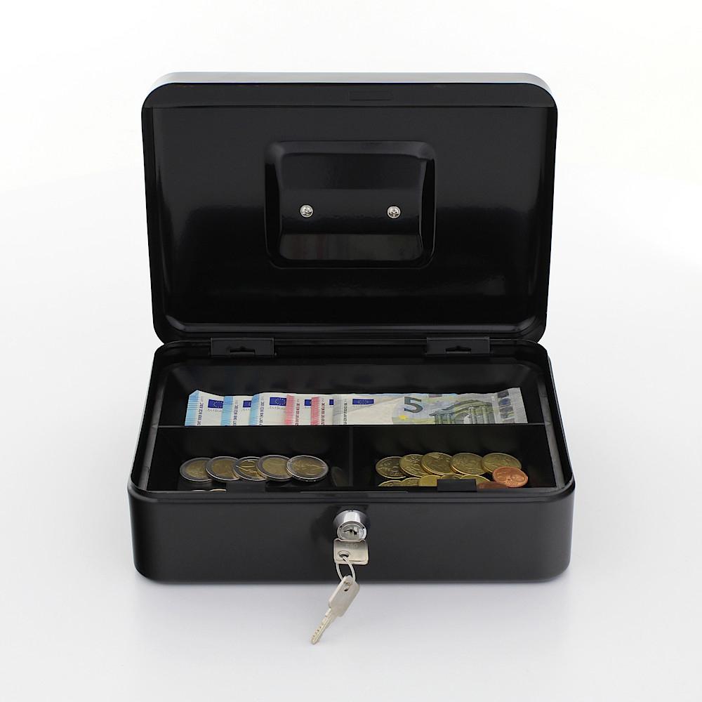 Profirst Pandora 3 Geldkassette Schwarz