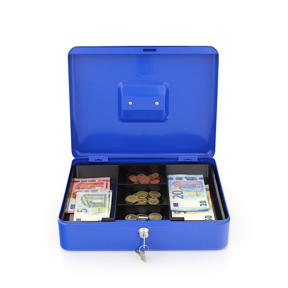 Profirst Pandora 4 Geldkassette Blau