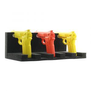 Rottner Waffenhalter für 5 Kurzwaffen - flexibel in der Breite
