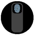 Fingerprint Schloss