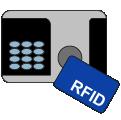 RFID Schloss