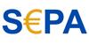 SEPA Überweisung Logo