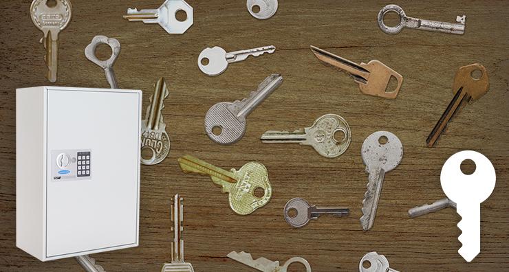 Schlüsseltresore